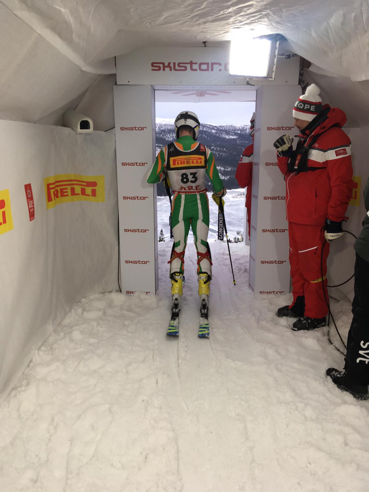World Championships Slalom FINAL